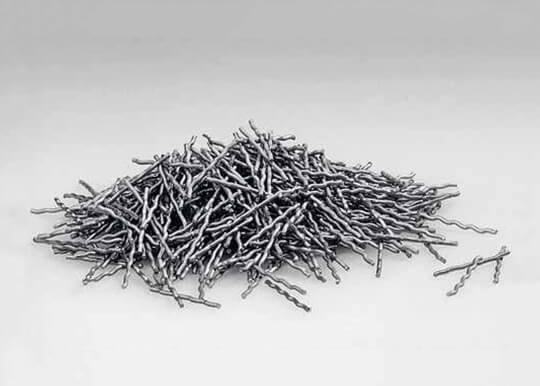 fibre dallage industriel