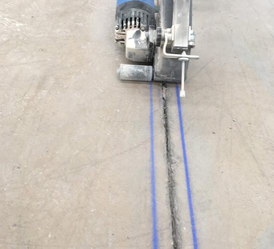 reparation joints scies Etape 31